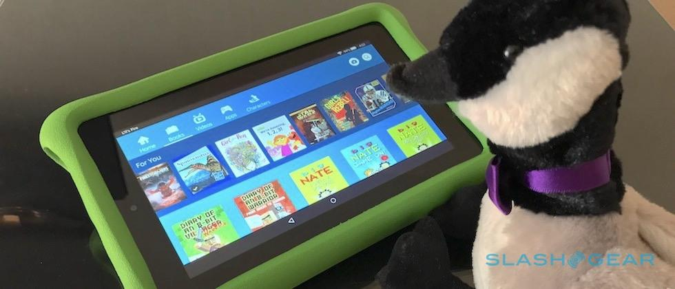 Amazon Parent Dashboard gives FreeTime insight into kids' tablet use