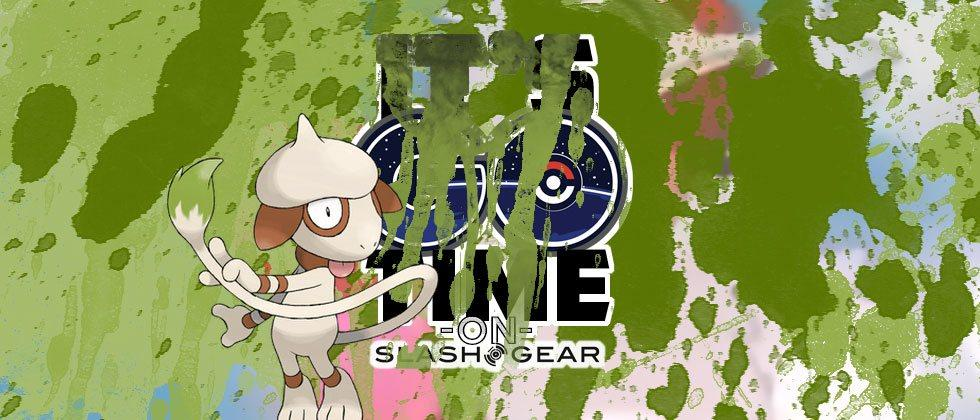 Odd Pokemon GO updates coming soon with Smeargle and Delibird