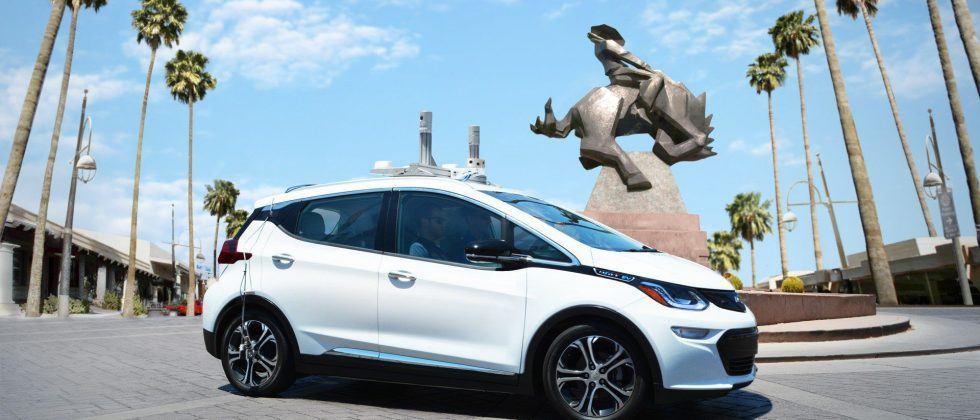 GM begins expanding its autonomous Chevy Bolt fleet