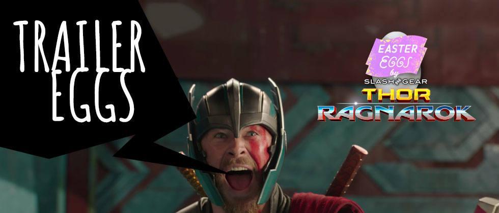 Thor: Ragnarok Trailer song, teaser, Easter Eggs breakdown