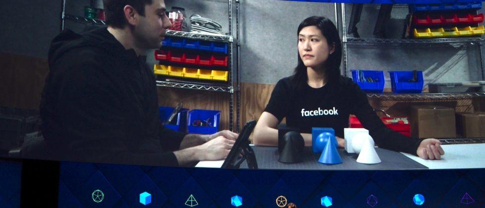 "Facebook B8 device will help you ""hear with your skin"""