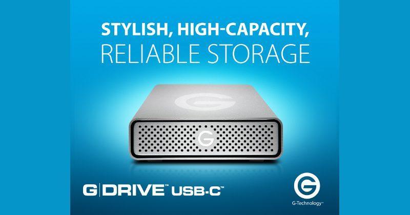 Western Digital G-DRIVE USB-C bring 10TB storage to MacBooks