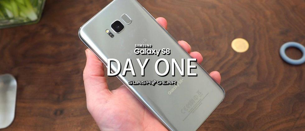 5 tips for new Galaxy S8 users: our Day 1 experience