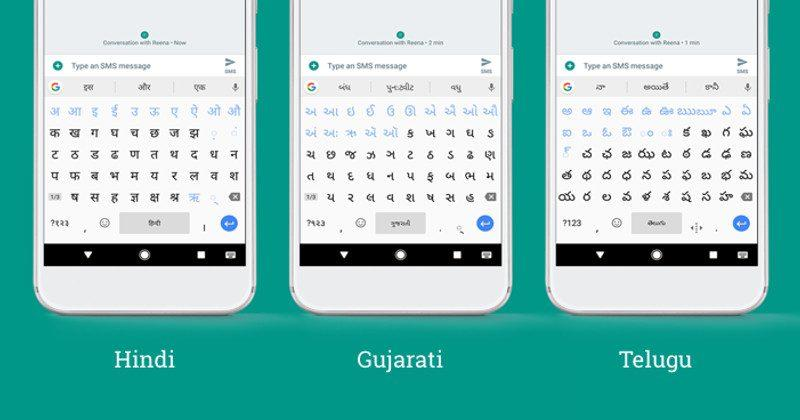 Google woos India with Gboard, Translate updates