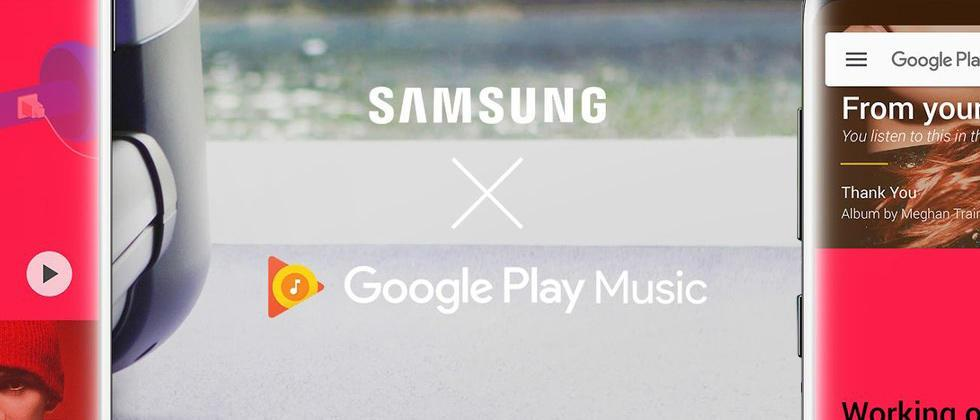 Samsung Google Play Music team-up makes Galaxy S8 more