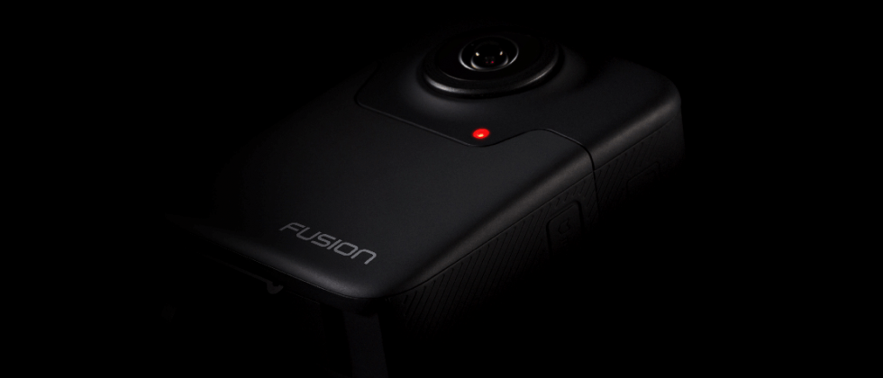 GoPro Fusion 360 camera tackles VR with 5.2K resolution