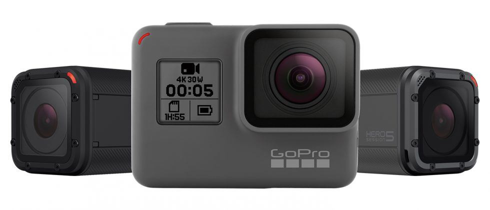 GoPro 'trade-up' program offers HERO5 credit for turning in old cameras