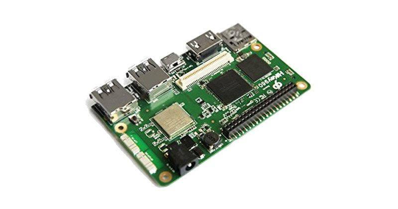 Huawei, Google made an Android dev board ala Raspberry Pi