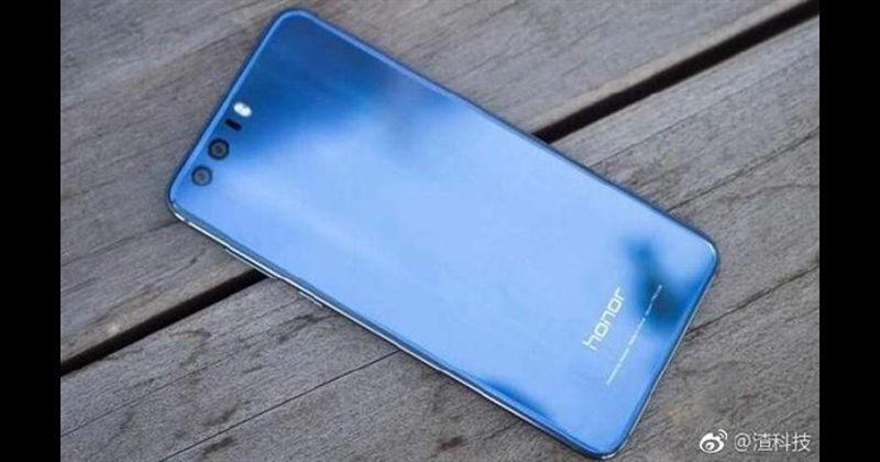 Alleged Honor 9 photos leak, copycat accusations fly