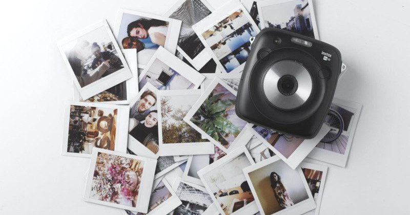 Fujifilm instax SQUARE SQ10 hybrid delivers your Instagram fix