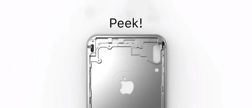 iPhone 8 images match previous Touch ID schematics