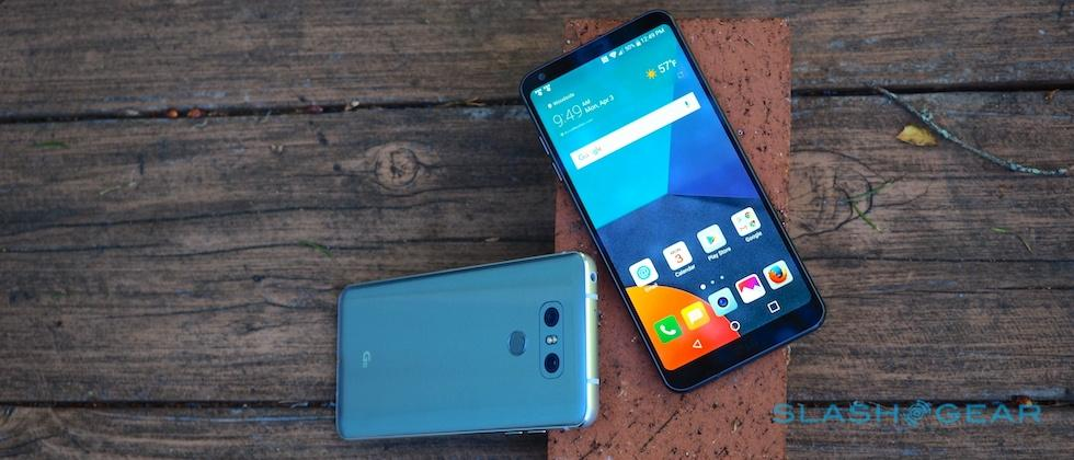 LG G6 Review: The display is the key