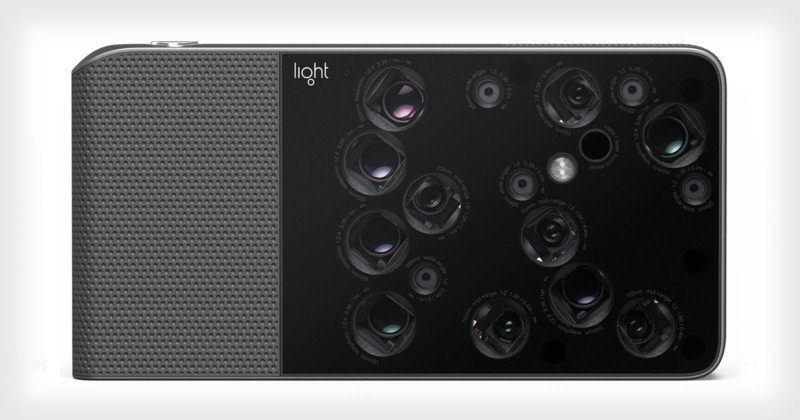 Light 16-lens camera revealed with final production design