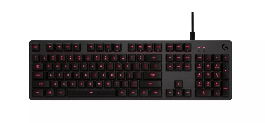 Logitech launches G413 mechanical gaming keyboard