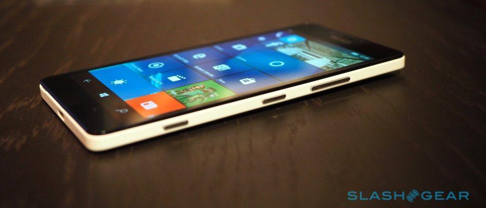 Microsoft reveals which Windows Phones will be getting Creators Update
