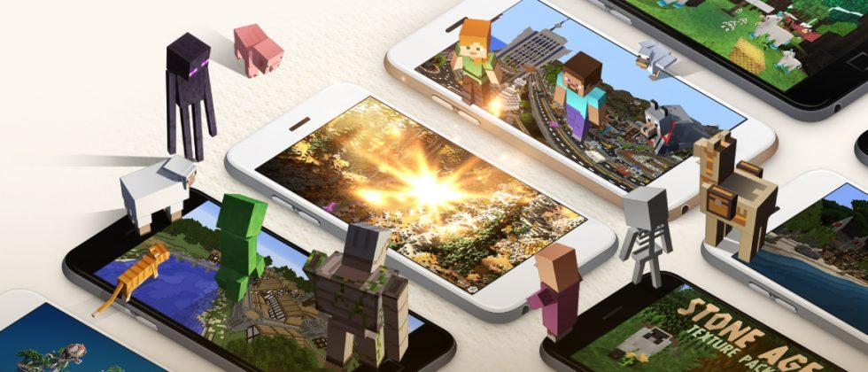 Minecraft Marketplace will offer curated maps and skins