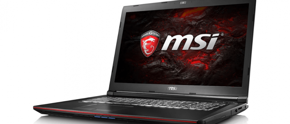 MSI's Leopard gaming laptops pack in NVIDIA GTX 10-series GPUs