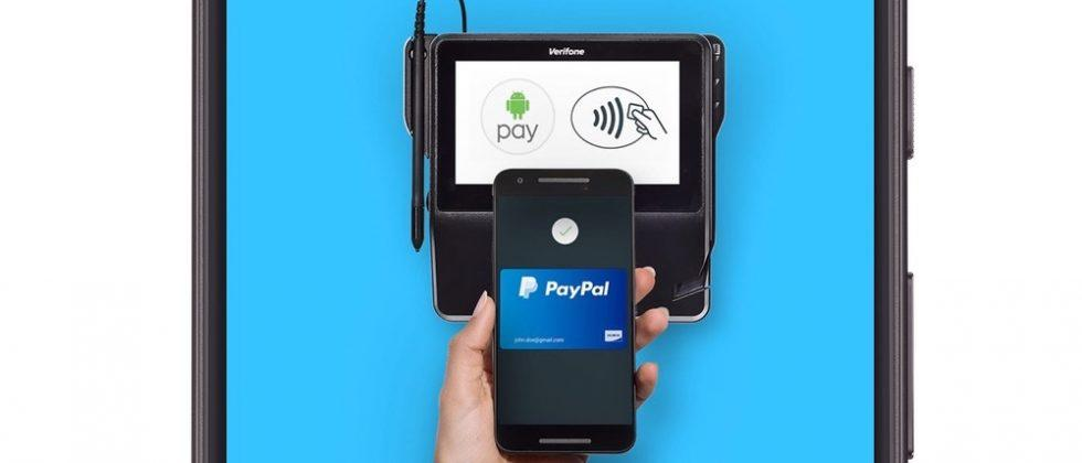 Android Pay is adding PayPal to your digital wallet