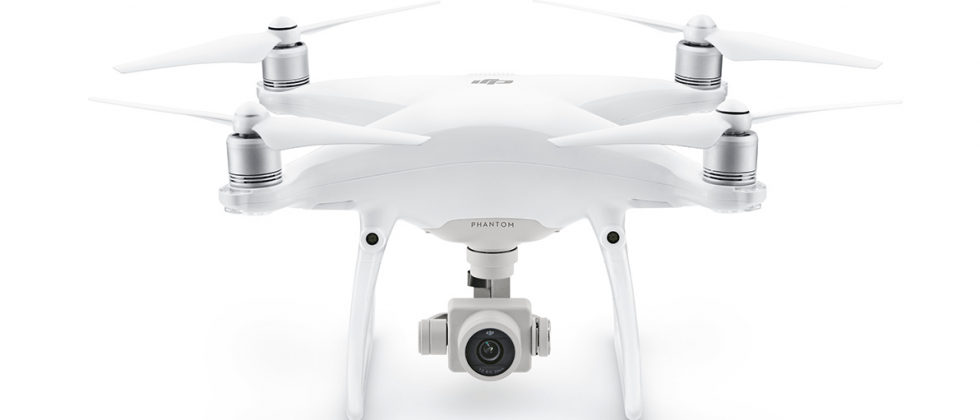 DJI Phantom 4 Advanced offers up to 30 minutes of flight time
