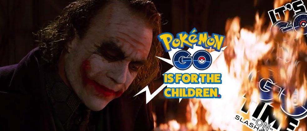 This Pokestop trend makes Pokemon GO fun for kids again