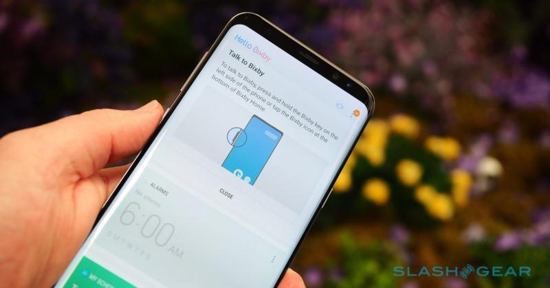 Any Samsung Galaxy phone running Nougat can run Bixby
