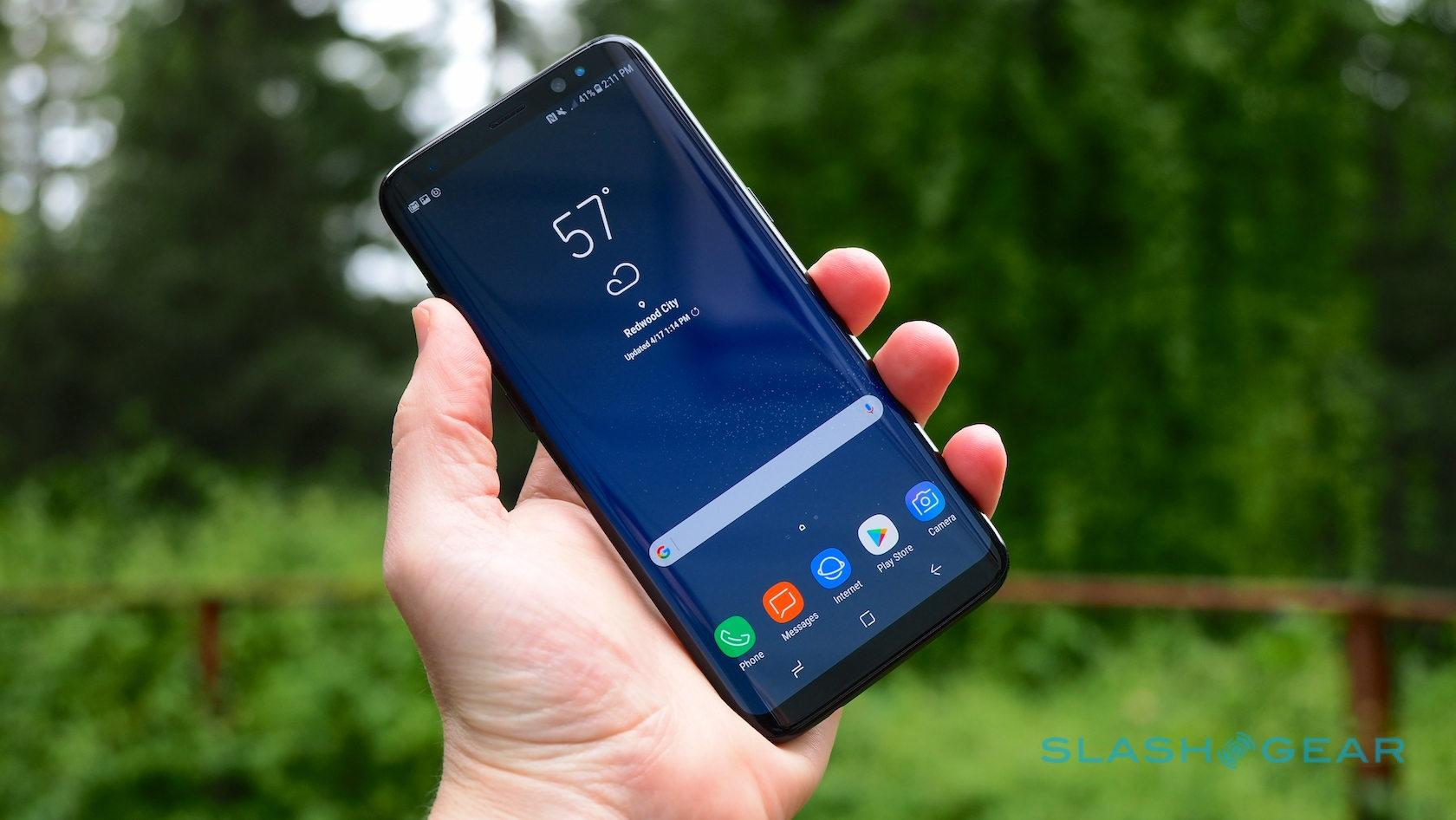 Samsung Galaxy S8 Review: On the shoulders of giants - SlashGear