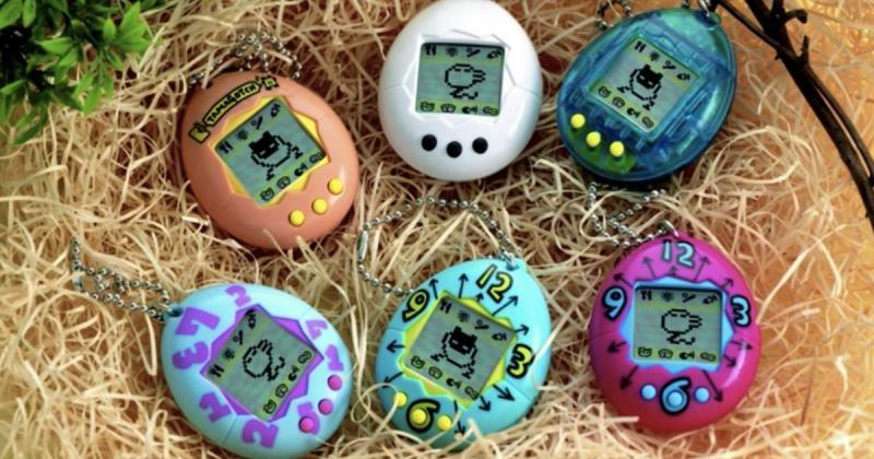 The 1996 Tamagotchi is back, but in a smaller egg