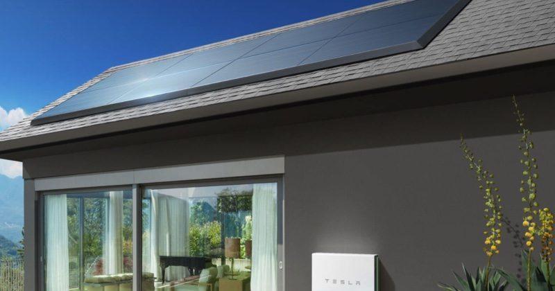 "Tesla, Panasonic ""inconspicuous"" solar panels unveiled"