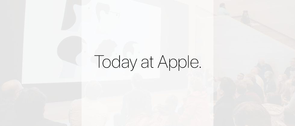 """What is """"Today at Apple""""?"""