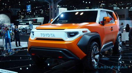 Toyota FT-4X Concept Gallery