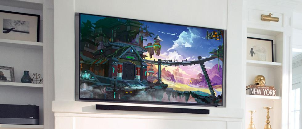 VIZIO 2017 Displays and Speakers revealed with Google Home and Chromecast inside