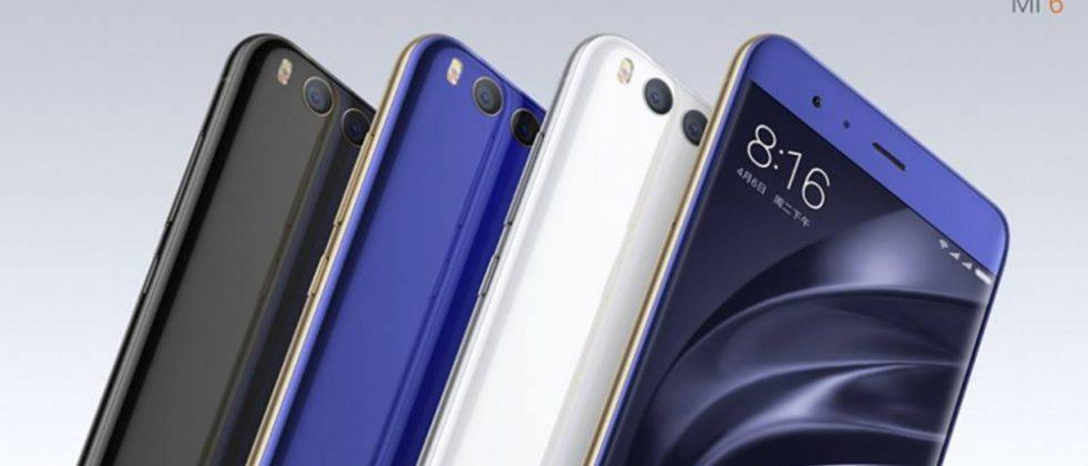 Xiaomi Mi 6 arrives: 5″ display, USB-C, 12MP camera with OIS and more