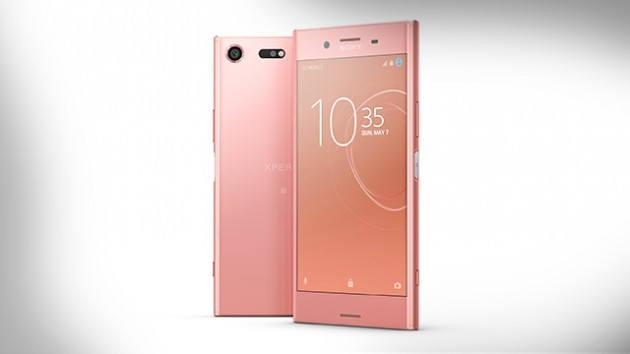Sony Xperia XZ Premium getting Bronze Pink option in June