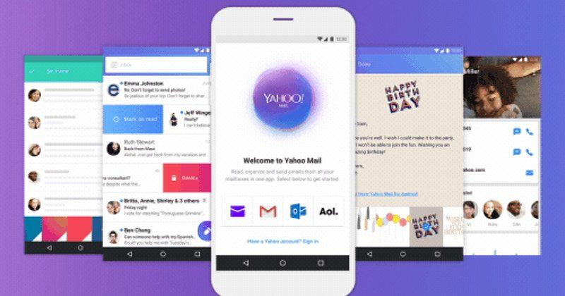 "Yahoo Mail app becomes a ""free for all"" email client"