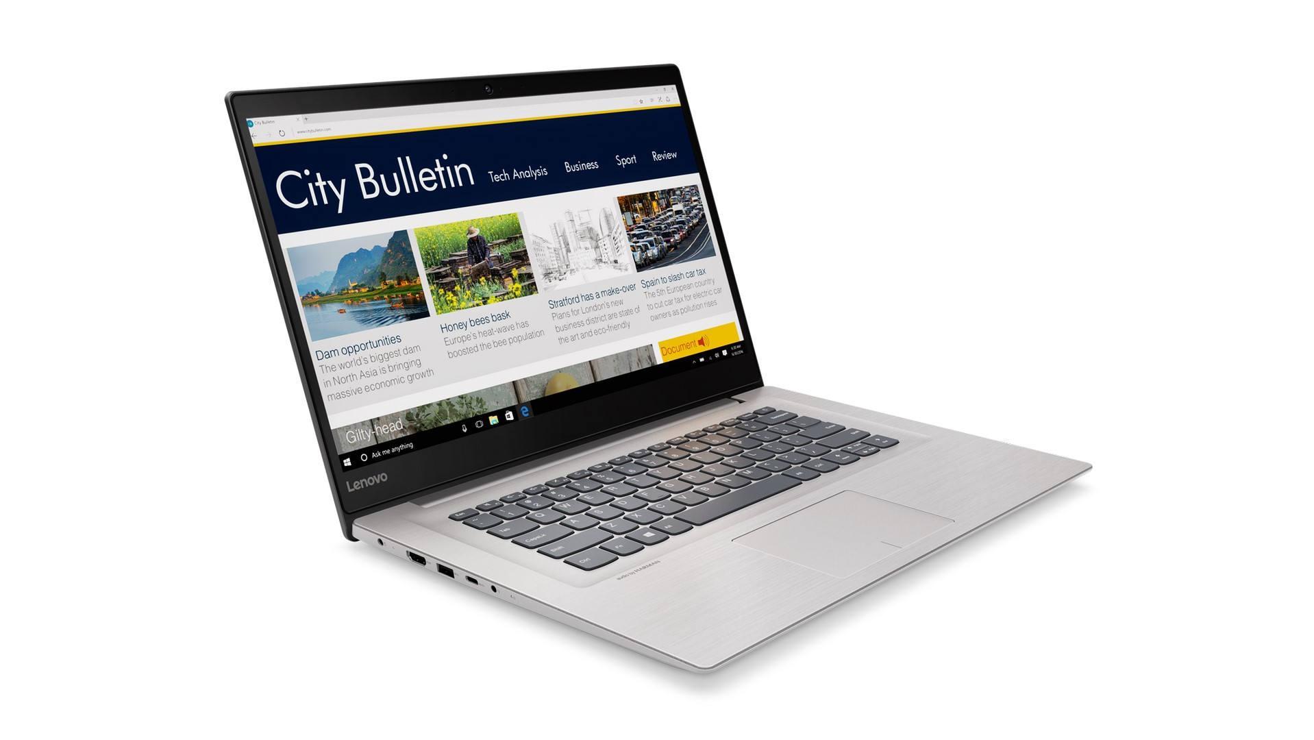 Lenovo tweaks mainstream IdeaPad lineup with 320S, 720S - SlashGear