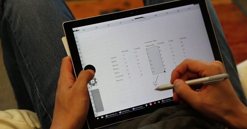 This is how future Surface tablets and pens should work