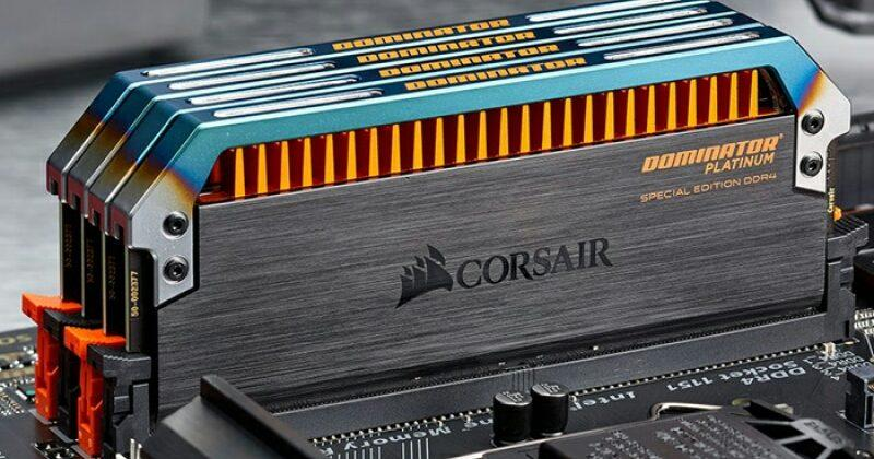 Corsair blazes with Dominator Platinum Special Edition Torque RAM