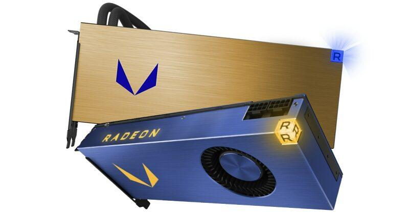 AMD Radeon Vega Frontier goes after NVIDIA in machine learning