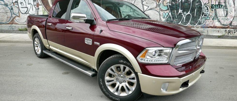 Fiat Chrysler recalls 1M Ram pickups over airbag software error