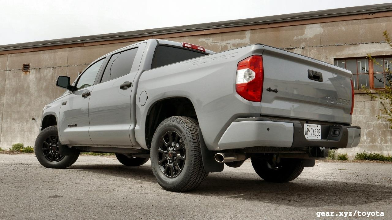 5 Things You Need To Know About The 2017 Toyota Tundra Trd Pro Slashgear
