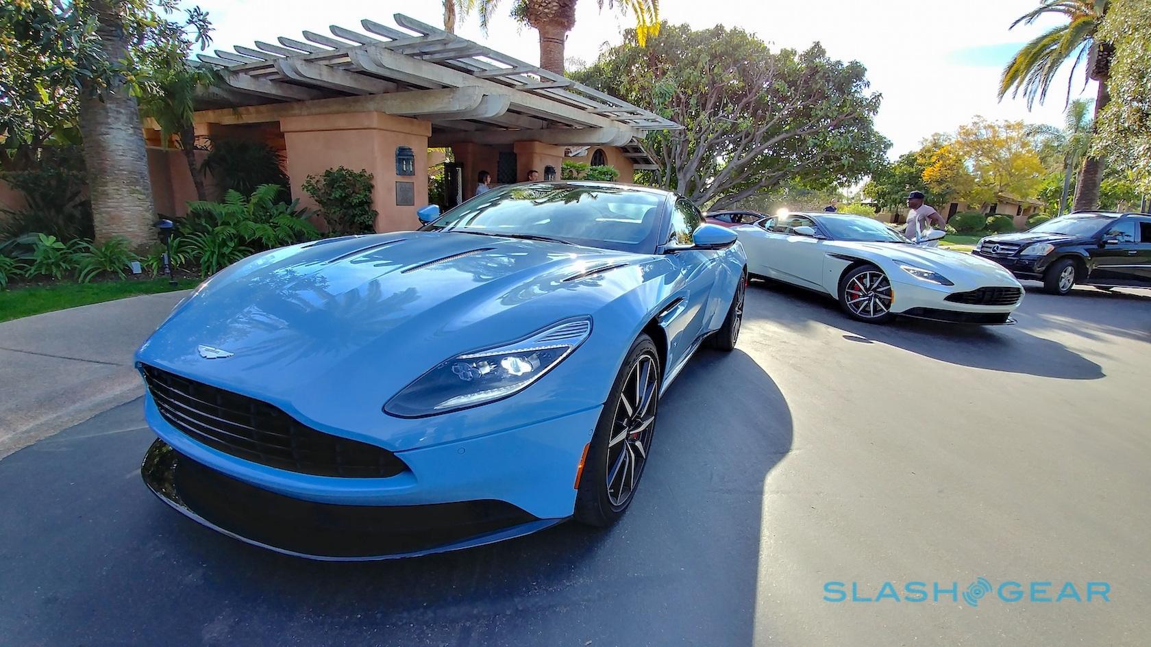 The 2017 Aston Martin Db11 Is Unlike Any Other Gran Tourismo Slashgear