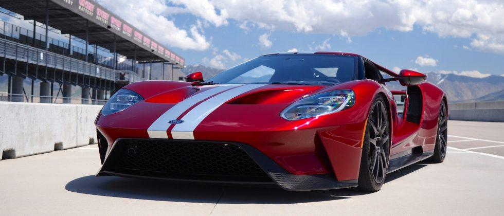 2017 Ford GT First Drive: When brute-force and beauty collide