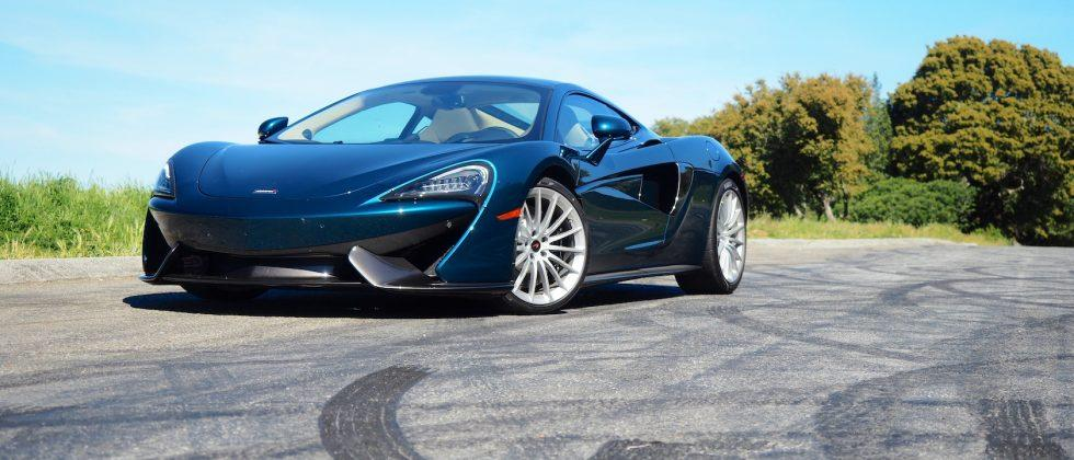 "2017 McLaren 570GT Review: Because ""practical"" needn't be dull"