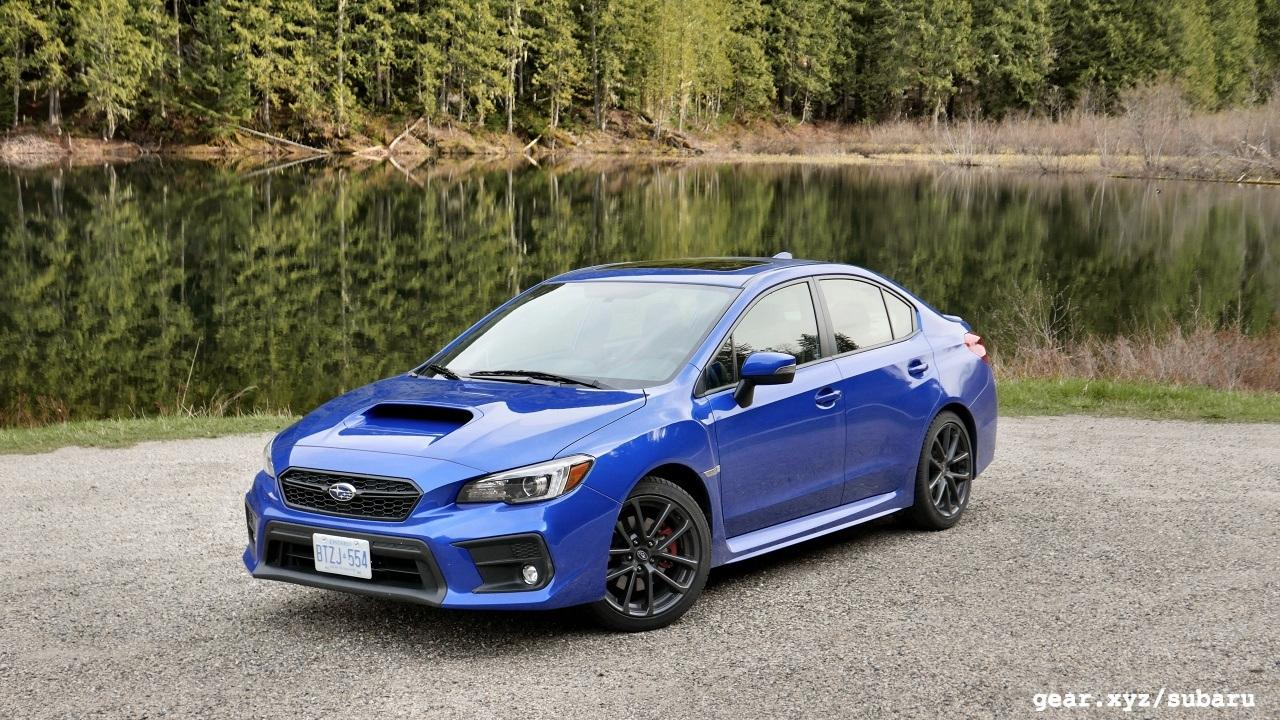 The Standard Wrx Gains Option Of Performance Package Which Installs Recaro Seats And Jurid Brake Pads Both Cars Have Seen Numerous Small