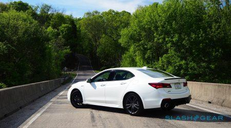2018 Acura TLX V6 A-Spec Gallery