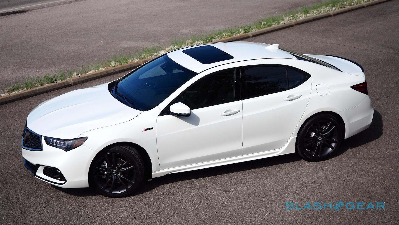Acurawatch The Company S Suite Of Active Safety Tech Is Also Standard Across 2018 Tlx Range