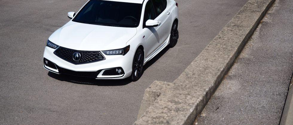 2018 Acura TLX V6 A-Spec First Drive: Millennial-minded