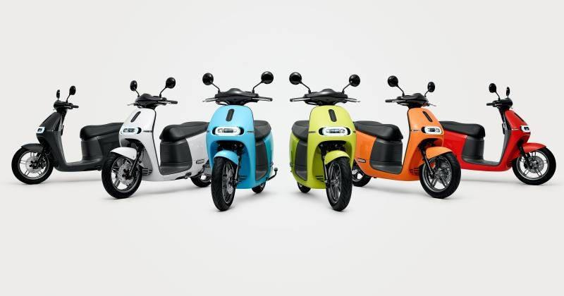 Gogoro 2 smartscooter is made for riding in twos