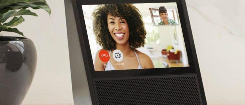 Amazon Echo Show gives Alexa a screen and free video calls