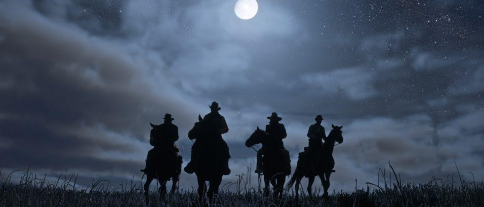 Red Dead Redemption 2 shown off in new screenshots (oh, and it's delayed)